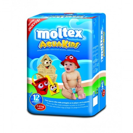 Couches Piscine Moltex aquakids